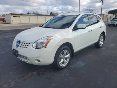 2010 Nissan Rogue for sale at Savannah Motor Co in Savannah TN