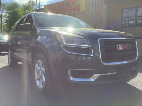 2015 GMC Acadia for sale at Active Auto Sales Inc in Philadelphia PA