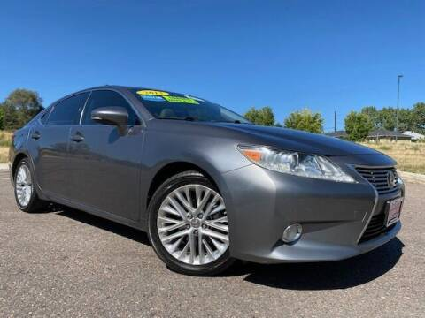 2013 Lexus ES 350 for sale at UNITED Automotive in Denver CO