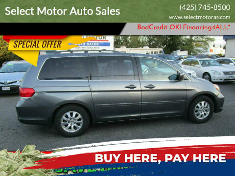 2010 Honda Odyssey for sale at Select Motor Auto Sales in Lynnwood WA