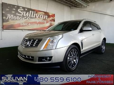 2016 Cadillac SRX for sale at SULLIVAN MOTOR COMPANY INC. in Mesa AZ