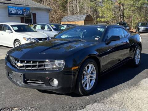 2013 Chevrolet Camaro for sale at Star Auto Sales in Richmond VA