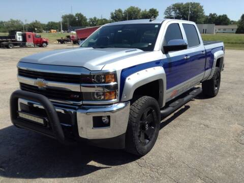 2016 Chevrolet Silverado 2500HD for sale at Melton Chevrolet in Belleville KS