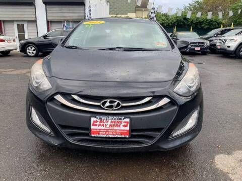 2013 Hyundai Elantra GT for sale at Buy Here Pay Here Auto Sales in Newark NJ