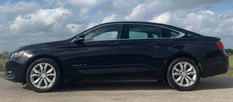 2018 Chevrolet Impala for sale at Palmer Auto Sales in Rosenberg TX