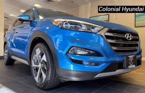 2018 Hyundai Tucson for sale at Colonial Hyundai in Downingtown PA