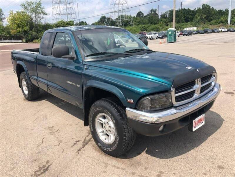 1999 Dodge Dakota for sale at Jeffrey's Auto World Llc in Rockledge PA