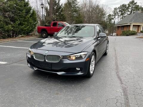 2014 BMW 3 Series for sale at SMT Motors in Roswell GA