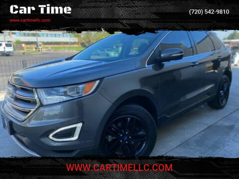 2016 Ford Edge for sale at Car Time in Denver CO