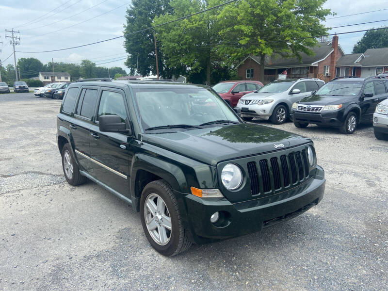 2010 Jeep Patriot for sale in Shippensburg, PA