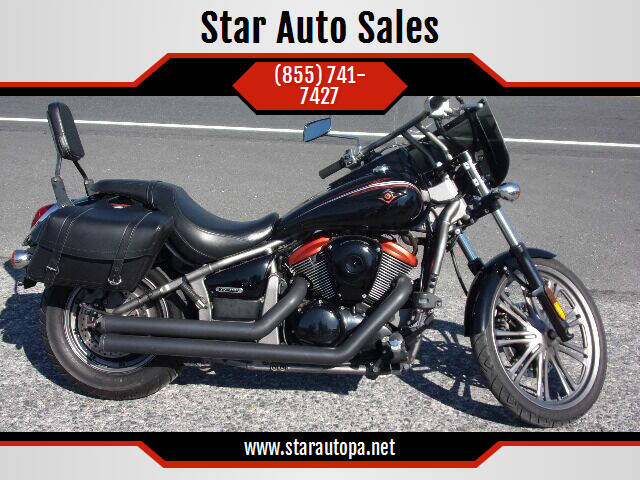 2009 Kawasaki Vulcan for sale at Star Auto Sales in Fayetteville PA