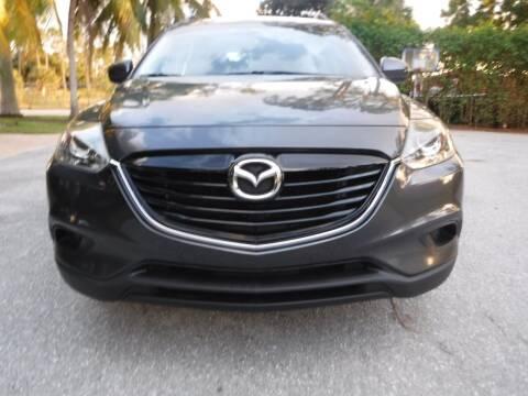 2013 Mazda CX-9 for sale at Seven Mile Motors, Inc. in Naples FL