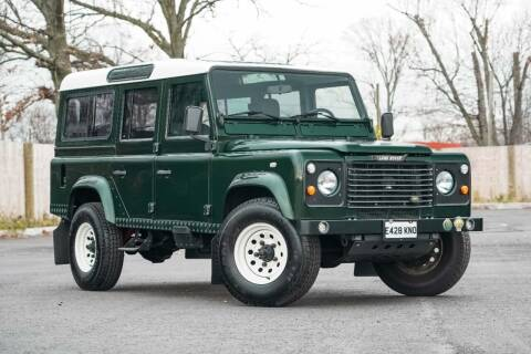 1989 Land Rover Defender for sale at Vantage Auto Group - Vantage Auto Wholesale in Lodi NJ