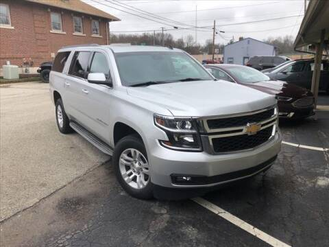 2015 Chevrolet Suburban for sale at Tom Roush Budget Westfield in Westfield IN