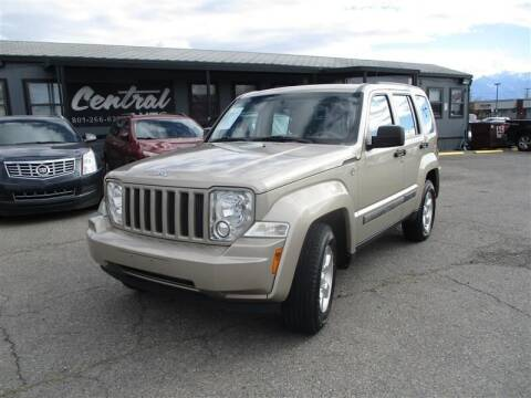 2011 Jeep Liberty for sale at Central Auto in South Salt Lake UT