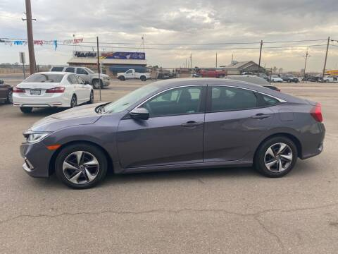 2019 Honda Civic for sale at First Choice Auto Sales in Bakersfield CA