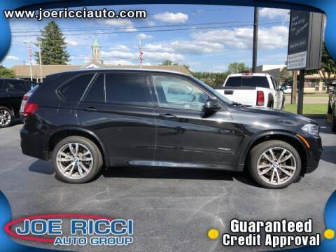 2017 BMW X5 for sale at Mr Intellectual Cars in Shelby Township MI