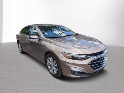 2019 Chevrolet Malibu for sale at Jimmys Car Deals at Feldman Chevrolet of Livonia in Livonia MI