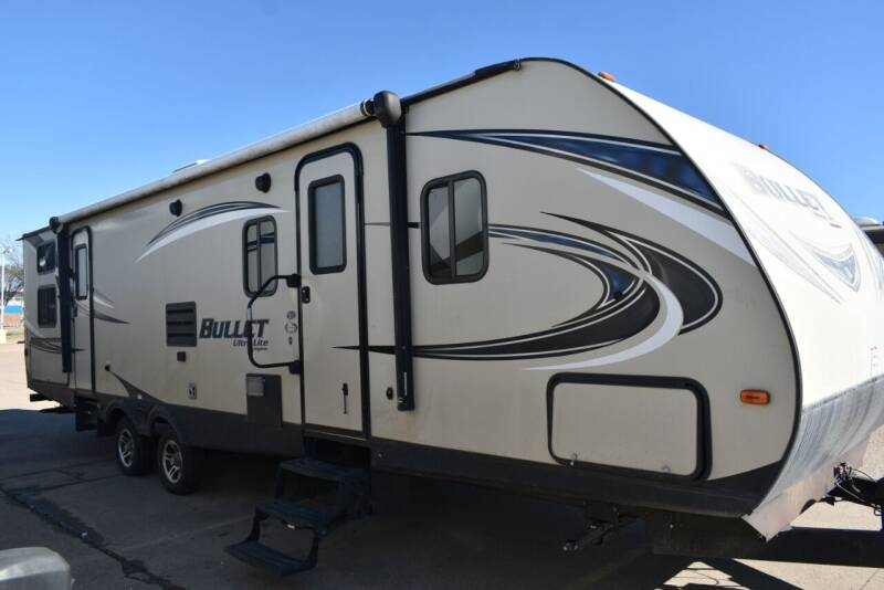 2017 Keystone Bullet 308BHS for sale at Buy Here Pay Here RV in Burleson TX