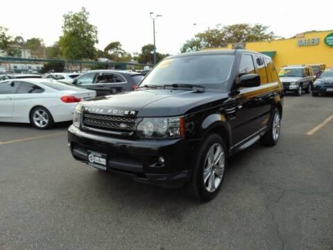 2013 Land Rover Range Rover Sport for sale at Santa Monica Suvs in Santa Monica CA