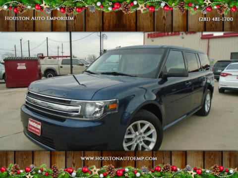 2017 Ford Flex for sale at Houston Auto Emporium in Houston TX
