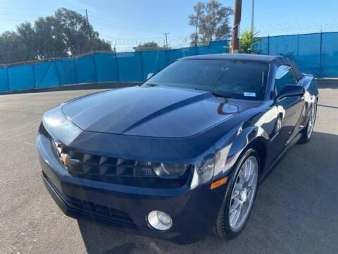 2013 Chevrolet Camaro for sale at Boktor Motors in North Hollywood CA