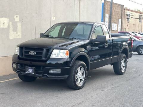 2005 Ford F-150 for sale at JG Motor Group LLC in Hasbrouck Heights NJ