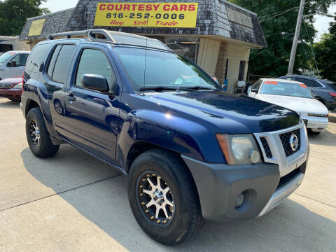 2009 Nissan Xterra for sale at Courtesy Cars in Independence MO