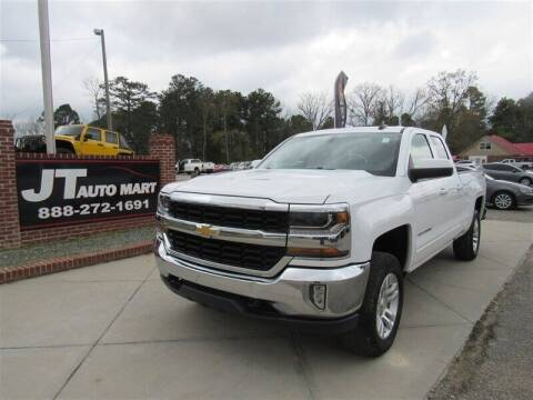 2017 Chevrolet Silverado 1500 for sale at J T Auto Group in Sanford NC