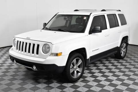 2017 Jeep Patriot for sale at Southern Auto Solutions - Georgia Car Finder - Southern Auto Solutions-Jim Ellis Volkswagen Atlan in Marietta GA