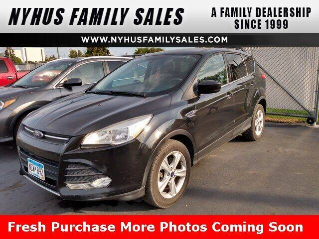 2015 Ford Escape for sale at Nyhus Family Sales in Perham MN