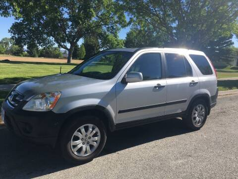2005 Honda CR-V for sale at Kevs Auto Sales in Helena MT
