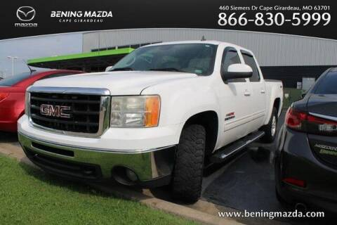 2010 GMC Sierra 1500 for sale at Bening Mazda in Cape Girardeau MO