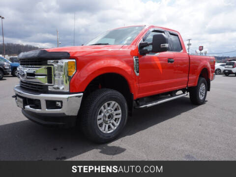 2017 Ford F-250 Super Duty for sale at Stephens Auto Center of Beckley in Beckley WV
