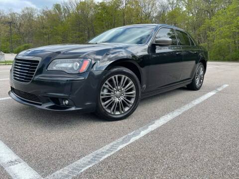 2014 Chrysler 300 for sale at Lifetime Automotive LLC in Middletown OH