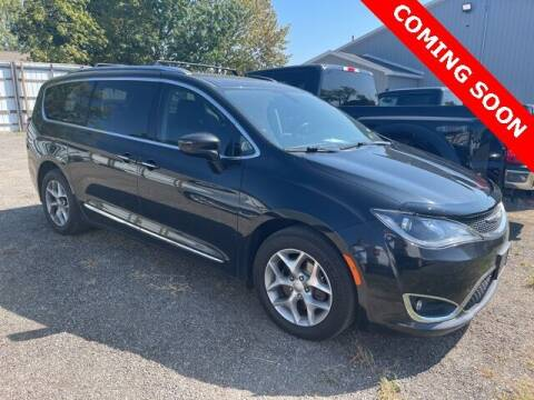 2017 Chrysler Pacifica for sale at Monster Motors in Michigan Center MI