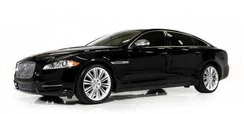 2014 Jaguar XJL for sale at Houston Auto Credit in Houston TX