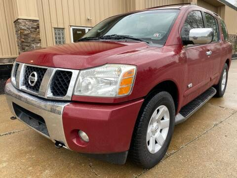 2006 Nissan Armada for sale at Prime Auto Sales in Uniontown OH