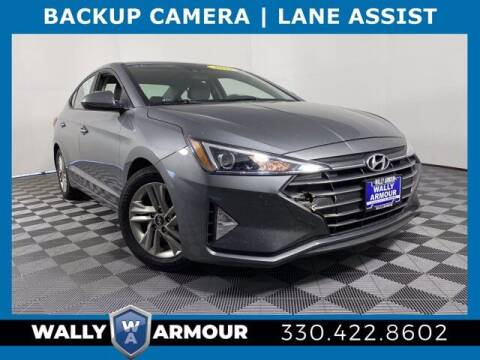 2019 Hyundai Elantra for sale at Wally Armour Chrysler Dodge Jeep Ram in Alliance OH