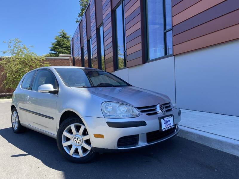 2007 Volkswagen Rabbit for sale at DAILY DEALS AUTO SALES in Seattle WA