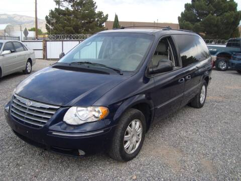 2005 Chrysler Town and Country for sale at One Community Auto LLC in Albuquerque NM