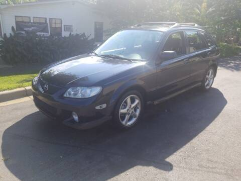 2002 Mazda Protege5 for sale at TR MOTORS in Gastonia NC
