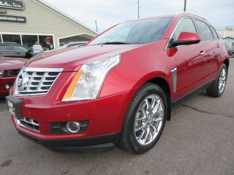 2015 Cadillac SRX for sale at Dam Auto Sales in Sioux City IA