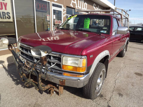 1994 Dodge Dakota for sale at Arko Auto Sales in Eastlake OH