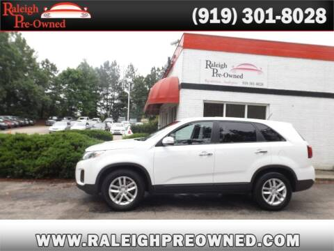 2014 Kia Sorento for sale at Raleigh Pre-Owned in Raleigh NC