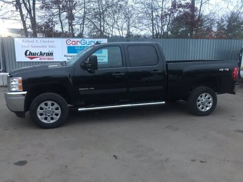 2014 Chevrolet Silverado 2500HD for sale at Chuckran Auto Parts Inc in Bridgewater MA