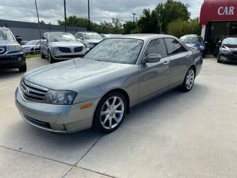 2003 Infiniti M45 for sale at Car Gallery in Oklahoma City OK