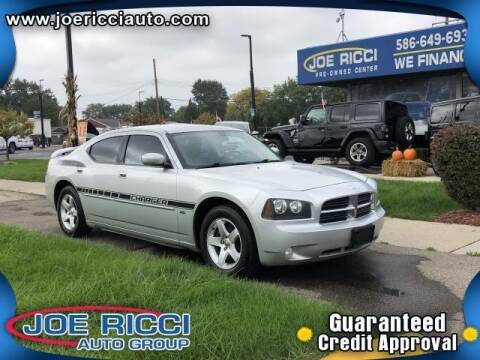 2010 Dodge Charger for sale at JOE RICCI AUTOMOTIVE in Clinton Township MI