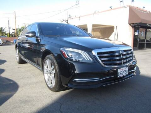 2018 Mercedes-Benz S-Class for sale at Win Motors Inc. in Los Angeles CA