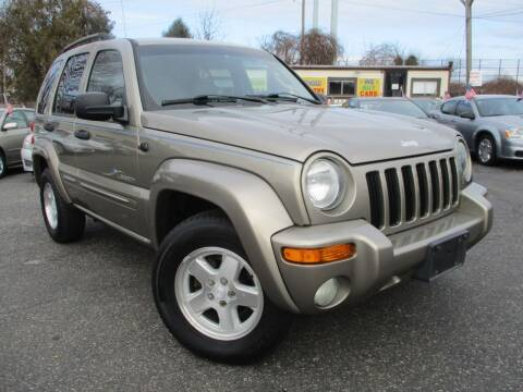 2004 Jeep Liberty for sale at Unlimited Auto Sales Inc. in Mount Sinai NY